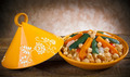 Vegetable Tajine with cous cous - PhotoDune Item for Sale