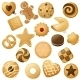 Cookie Icons - GraphicRiver Item for Sale