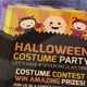 Halloween Party Invitation - GraphicRiver Item for Sale