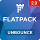 FLATPACK - Multipurpose Unbounce Pack - ThemeForest Item for Sale
