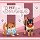Pet Boutique - GraphicRiver Item for Sale