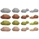 Different Rocks - GraphicRiver Item for Sale