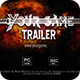 Your Game Trailer - VideoHive Item for Sale
