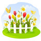 Spring Flowers - GraphicRiver Item for Sale