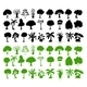 Variety of Trees - GraphicRiver Item for Sale