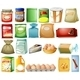 Set of Foods - GraphicRiver Item for Sale