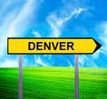 Conceptual arrow sign against beautiful landscape with text - DE - PhotoDune Item for Sale