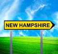 Conceptual arrow sign against beautiful landscape with text - NE - PhotoDune Item for Sale