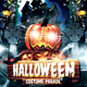Halloween Flyer Costume Parade - GraphicRiver Item for Sale