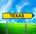 Conceptual arrow sign against beautiful landscape with text - TE - PhotoDune Item for Sale