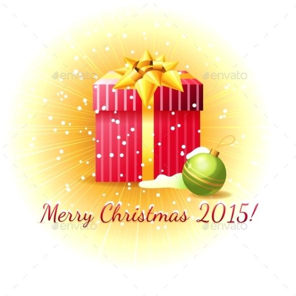 GraphicRiver Christmas Card 9150839