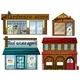 Different Establishments - GraphicRiver Item for Sale