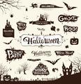 Halppy Halloween silhouette collections - PhotoDune Item for Sale