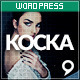 Kocka - Flexible and Powerful WordPress Theme
