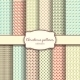 Assortment of Christmas Patterns with Label - GraphicRiver Item for Sale