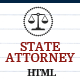 Attorney & Law | Lawyers HTML Template - Corporate Site Templates