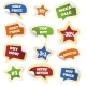 Assortment of Colorful Discount Sale Tags - GraphicRiver Item for Sale