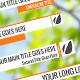 Clean & Flat Lower Thirds Pack - VideoHive Item for Sale
