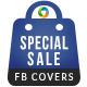 Special Sale Facebook Covers - GraphicRiver Item for Sale
