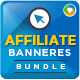 Affiliate Program Banners Bundle-3 Sets - GraphicRiver Item for Sale