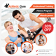 A4 Body Fitness Flyer - GraphicRiver Item for Sale