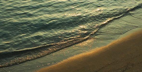 Sunlight on the Beach 2