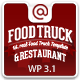 Food Truck & Restaurant 10 Styles - WP Theme - ThemeForest Item for Sale