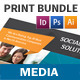 Media and Communication Print Bundle - GraphicRiver Item for Sale