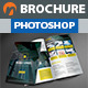 Business Services Bifold Brochure V30 - GraphicRiver Item for Sale