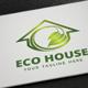 Eco House Logo - GraphicRiver Item for Sale