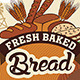 Fresh Baked Bread from Farm to Table - GraphicRiver Item for Sale