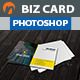 Corporate Business Card V16 - GraphicRiver Item for Sale