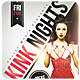 Kink Nights - Flyer - GraphicRiver Item for Sale