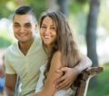 Portrait of happy loving couple - PhotoDune Item for Sale