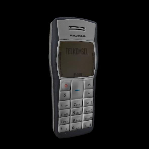 nokia 1101 - 3DOcean Item for Sale
