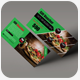 Restaurant Menu Gift Voucher - GraphicRiver Item for Sale