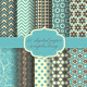 Set of Paper Patterns - GraphicRiver Item for Sale