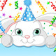 Bunny birthday - GraphicRiver Item for Sale