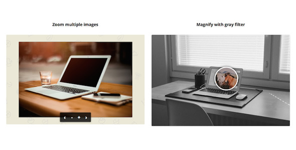 CodeCanyon Visual Composer Add-on Zoom or Magnify 9157561