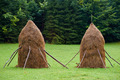 Haystacks in the countryside - PhotoDune Item for Sale