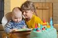 Siblings at play - PhotoDune Item for Sale