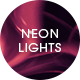 Neon Lights Backgrounds - GraphicRiver Item for Sale