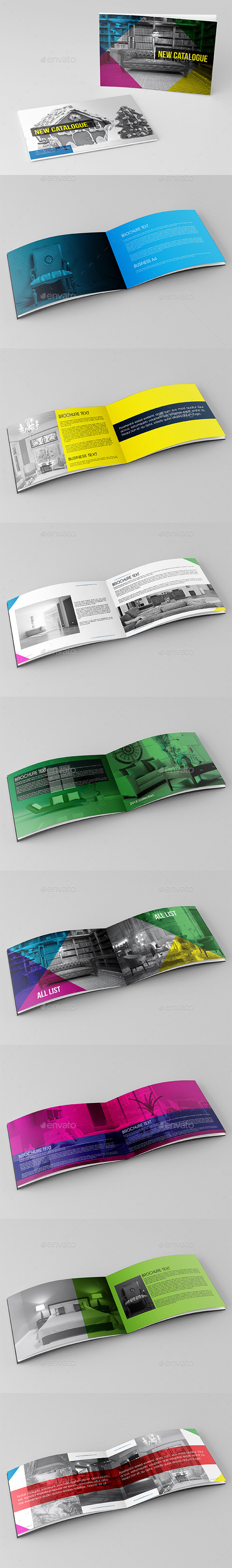 GraphicRiver Interior Catalog 9145051