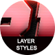 Pro-Dynamic Layer Styles Vol.1 - GraphicRiver Item for Sale