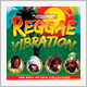 Reggae Vibration CD Cover - GraphicRiver Item for Sale