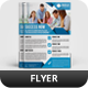 Corporate Flyer Template Vol 36 - GraphicRiver Item for Sale