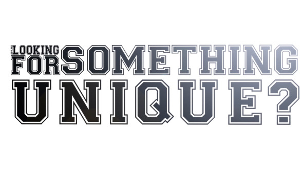 Kinetic Promo Typography