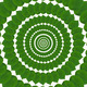 Green circle from leaves - PhotoDune Item for Sale
