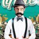 Hipster Themed Private Party in Club - GraphicRiver Item for Sale