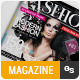 Fashion Magazine #1 - GraphicRiver Item for Sale